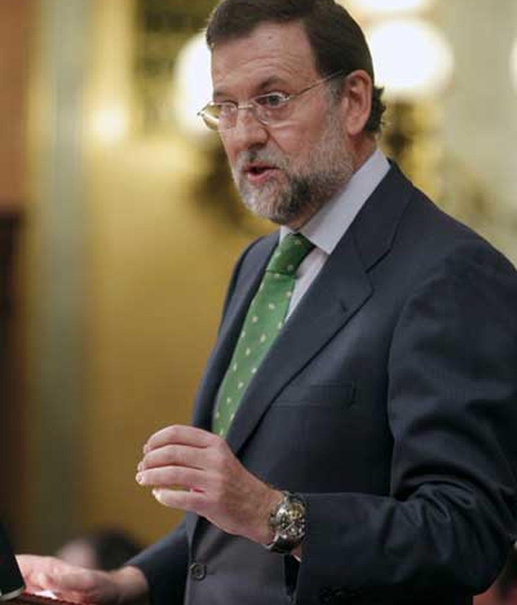 Rajoy dispuesto  a hablar en serio