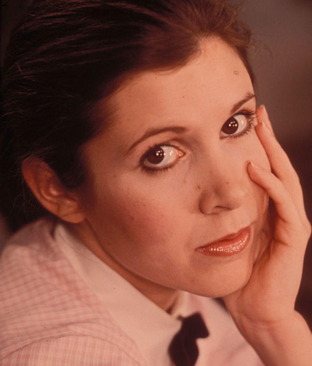Fallece la actriz que encarnó a la Princesa Leia