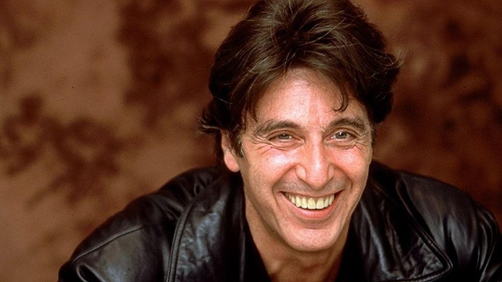 Al Pacino, uno de los hombres más atractivos (1.68 m)