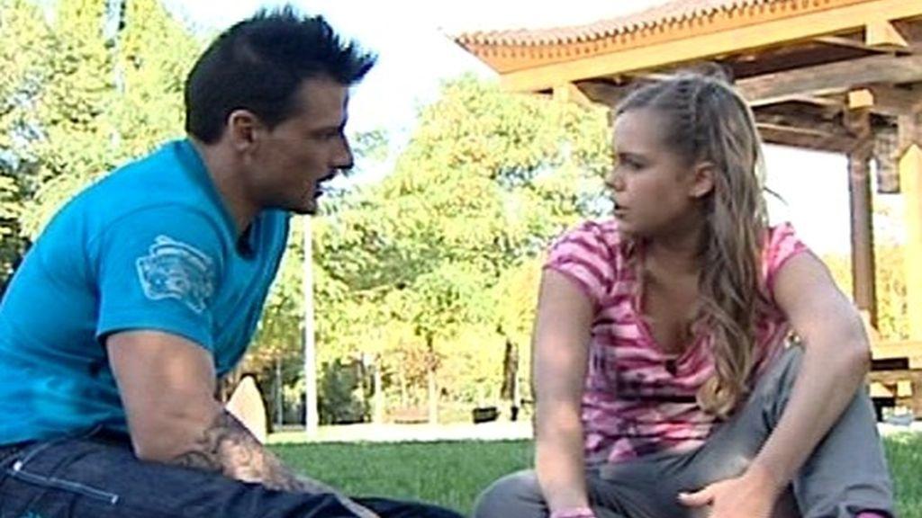 Ferchu y Soraya (24/10/11)