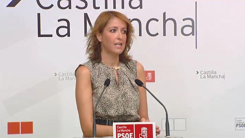 El PSOE pide la dimisión de Cospedal