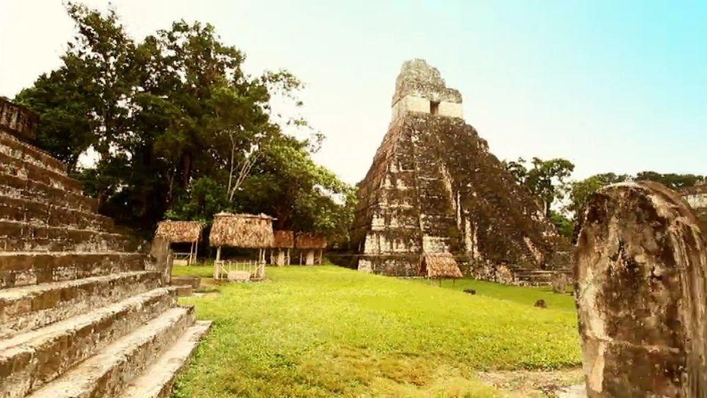 Los novatos de 'Desafío en el abismo' llegan a la ciudad de Tikal