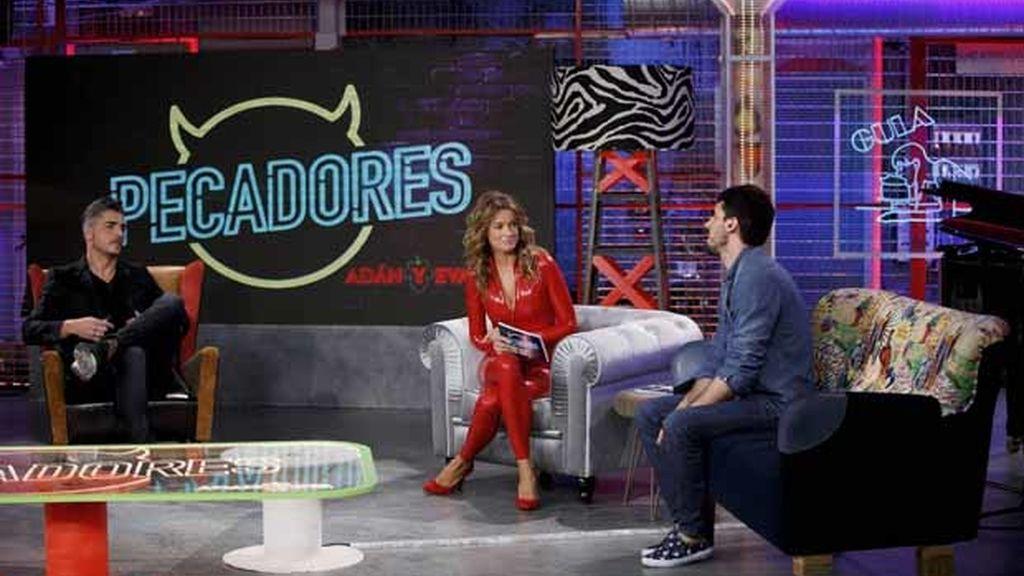 'Pecadores', el nuevo late-night de Cuatro