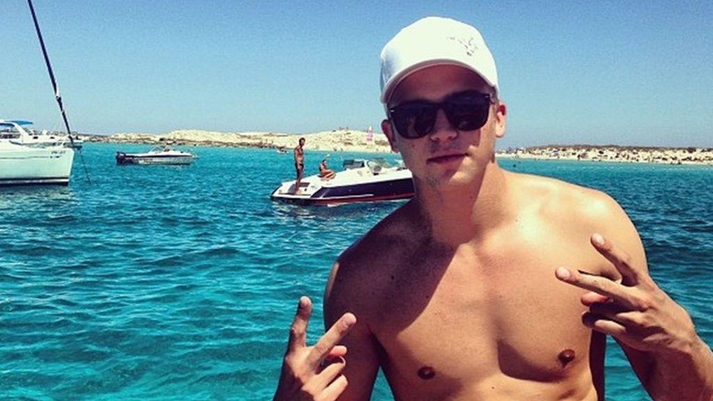 River parece que no, pero nació en Ibiza