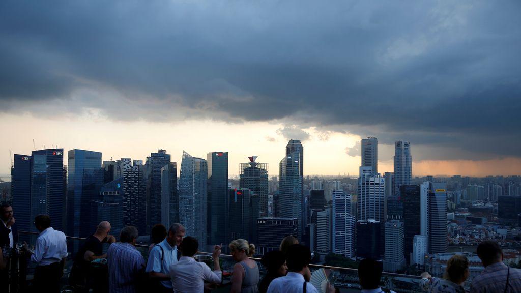 Tomar una copa en Singapur con otras vistas