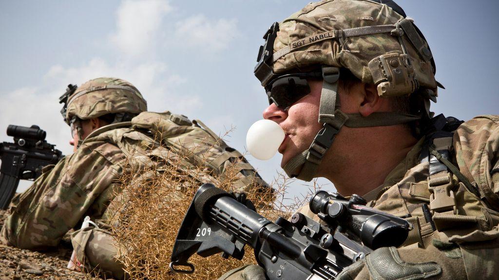 ejército EEUU, fuerzas armadas EEUU, soldados estadounidenses