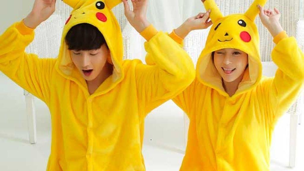 Noche de pesadillas y de salir a la caza de Pokemons
