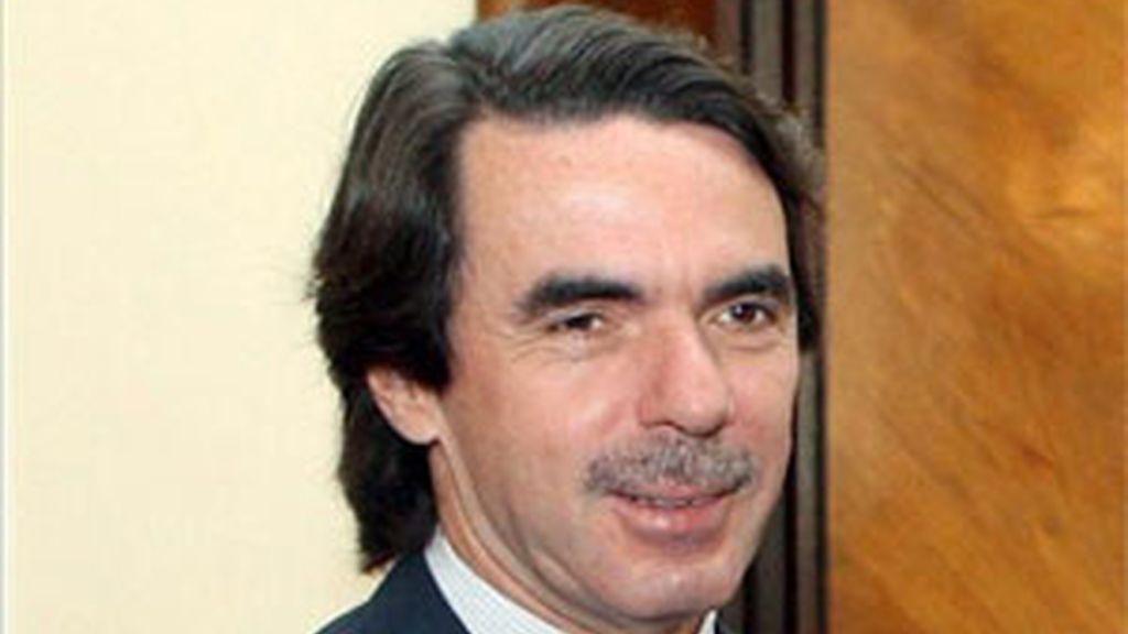 El ex presidente del gobierno, José María Aznar. Foto: Archivo.