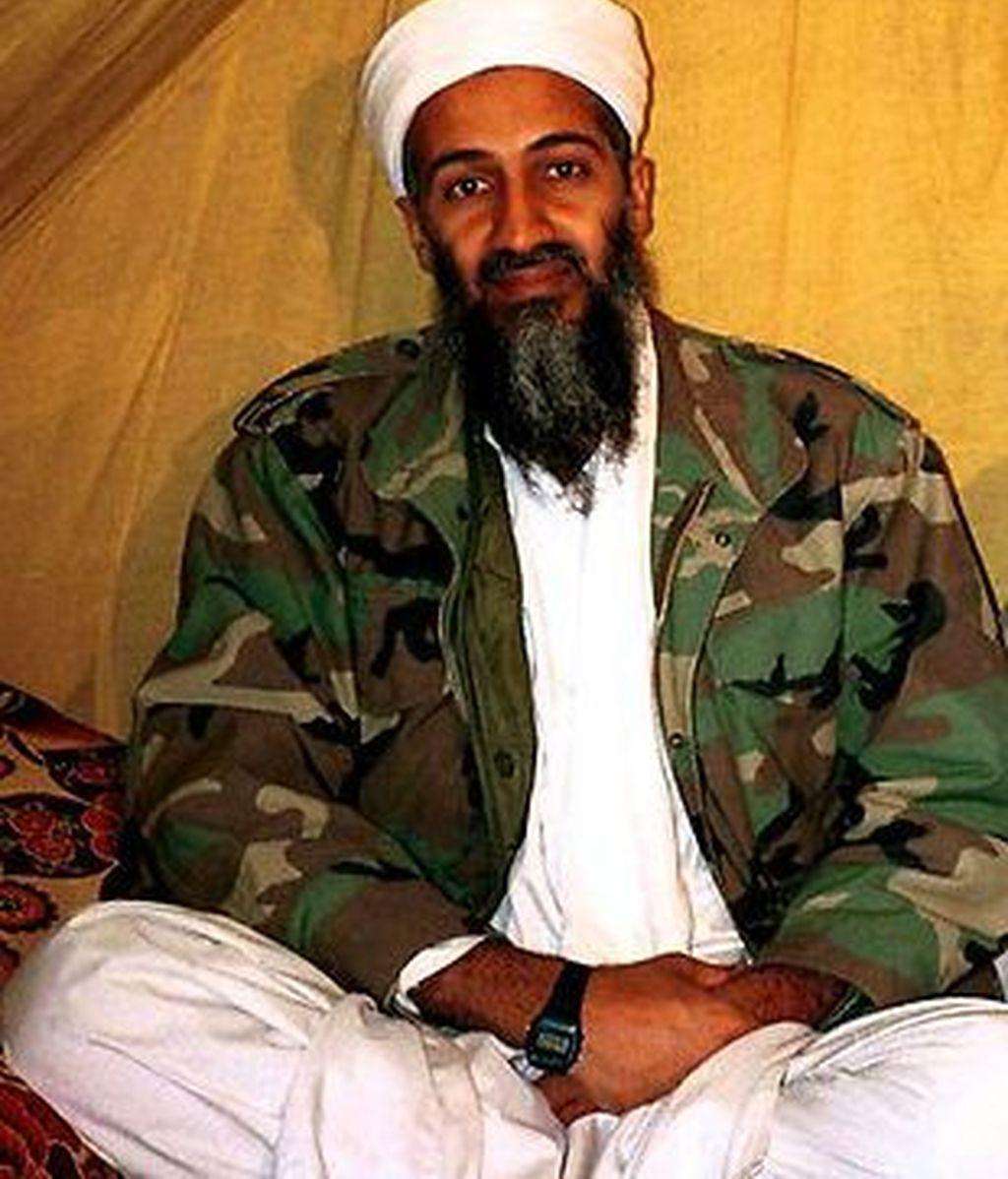 Osama Bin Laden en una foto sin fecha del archivo de AP.