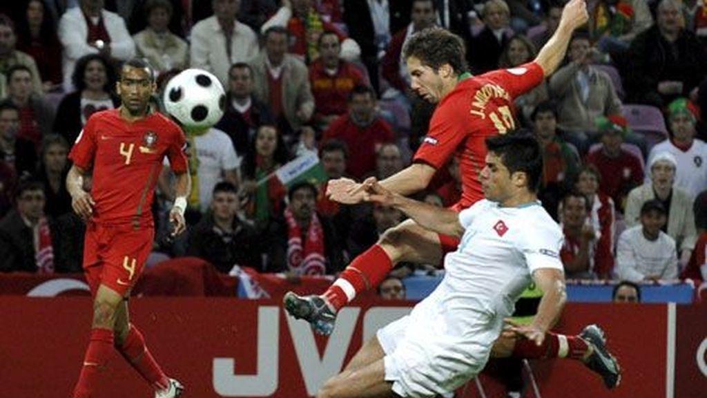 Portugal-Turquía (2-0)