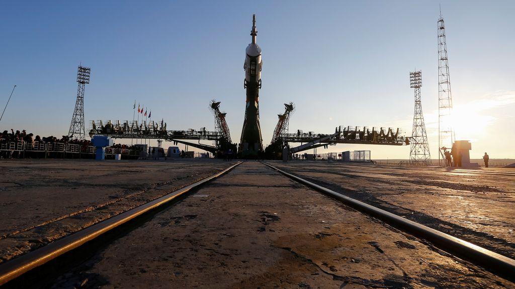 La nave Soyuz MS-03, la nueva esperanza espacial