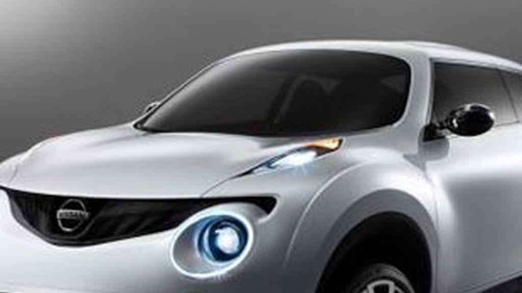 Juke es ell nuevo miembro de la familia Nissan
