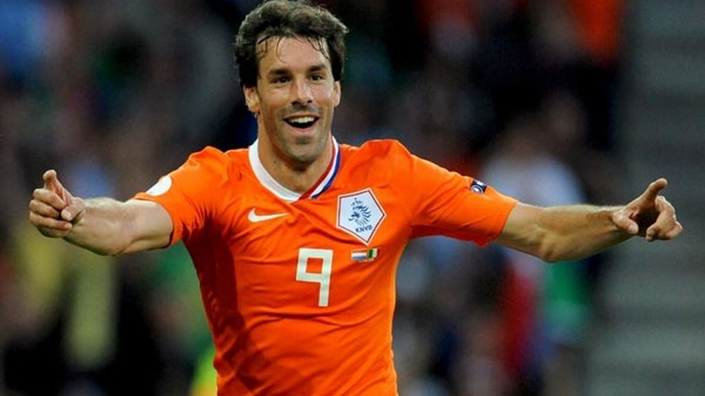 Holanda - Italia (3-0)