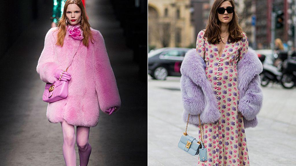 abrigos colores