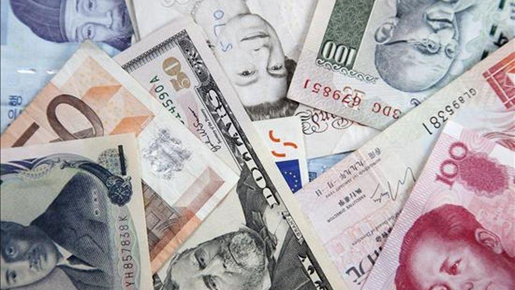 El Fondo Monetario Internacional (FMI) divulgará hoy un análisis sobre el tipo de recuperación económica que seguirá a la crisis actual. EFE/Archivo