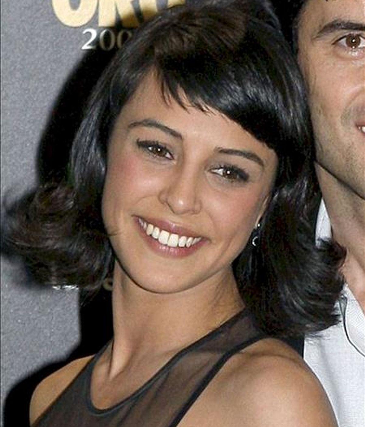 En la imagen del pasado año, la actriz Sara Casanovas. EFE/Archivo