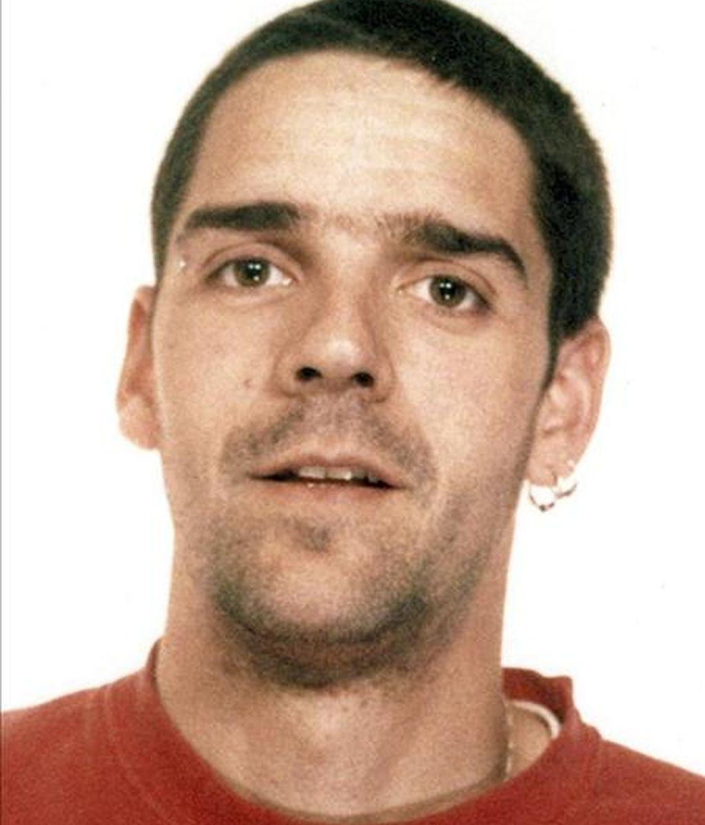 El etarra Garikoitz Etxeberria, ex preso de la ilegalizada Haika (declarada terrorista por el Tribunal Supremo). EFE/Archivo