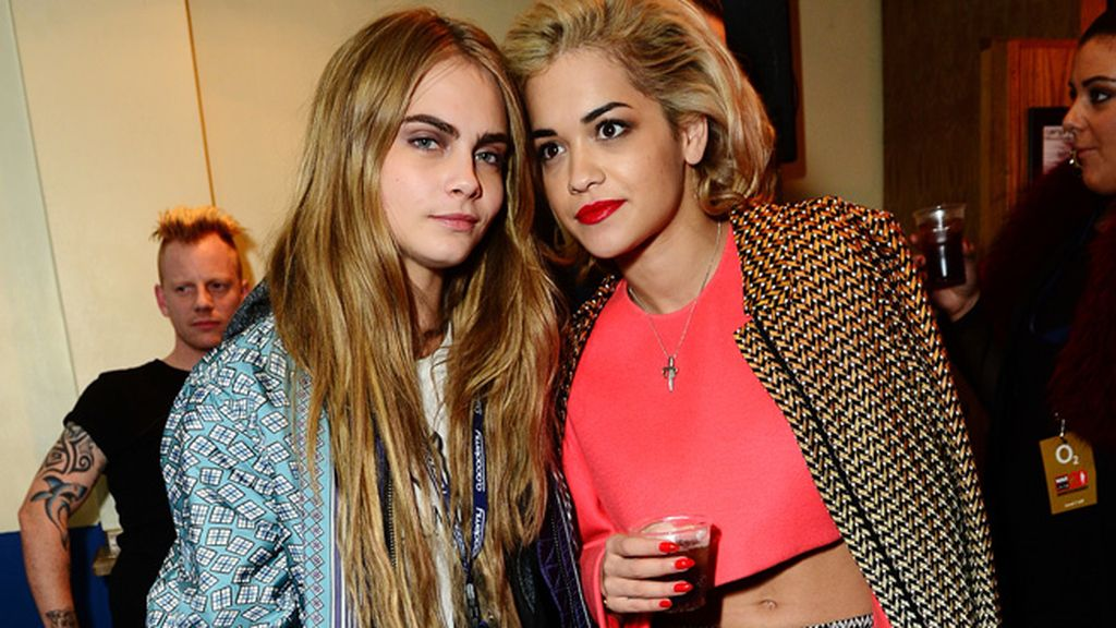 Cara y Rita Ora se han vuelto inseparables