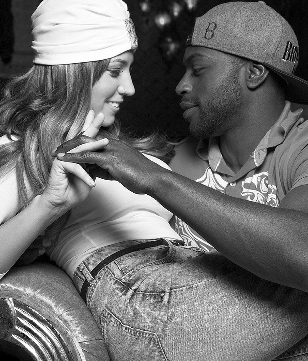 Los Nick Cannon y la Mariah Carey de 'Myh'