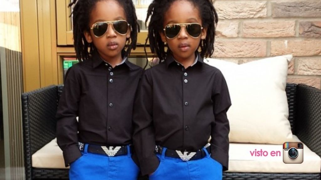 fashion twins