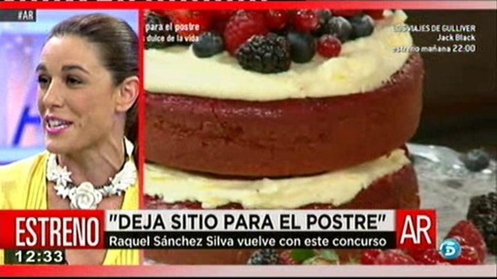 Paco Torreblanca y Raquel Sánchez Silva conducirán este programa