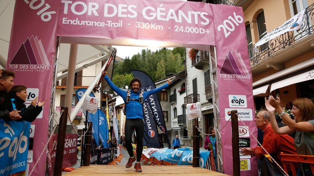 Tor de Geants, running, Mediaset, Alberto Curieses