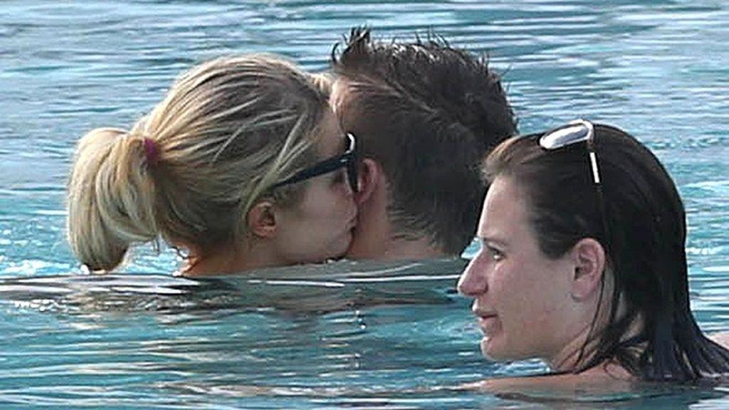 La pareja está pasando unos días en Miami