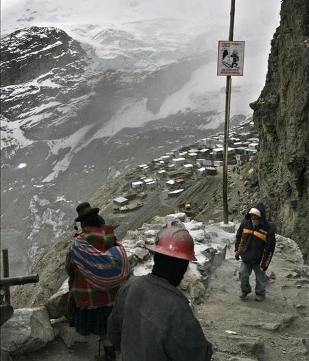 La región se han reportado temperaturas de hasta un grado centígrado en las ciudades, aunque el frío es más intenso hacia las zonas rurales andinas. EFE/Archivo