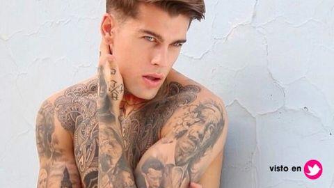 Los Tatuajes De Stephen James Desatan Los Impulsos De Irina Shayk