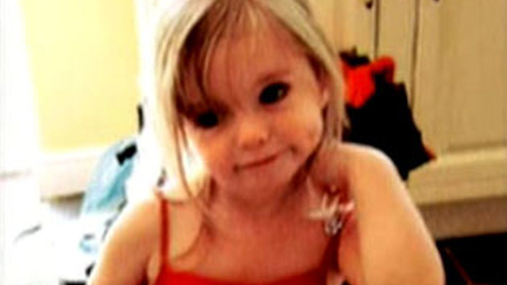 Madeleine lleva 14 meses desaparecida