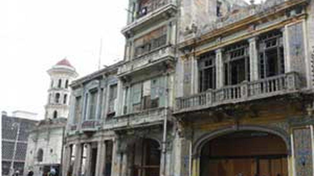 El problema de la vivienda es uno de los que más afectan la vida cotidiana de los ciudadanos en Cuba. Foto:ZAM