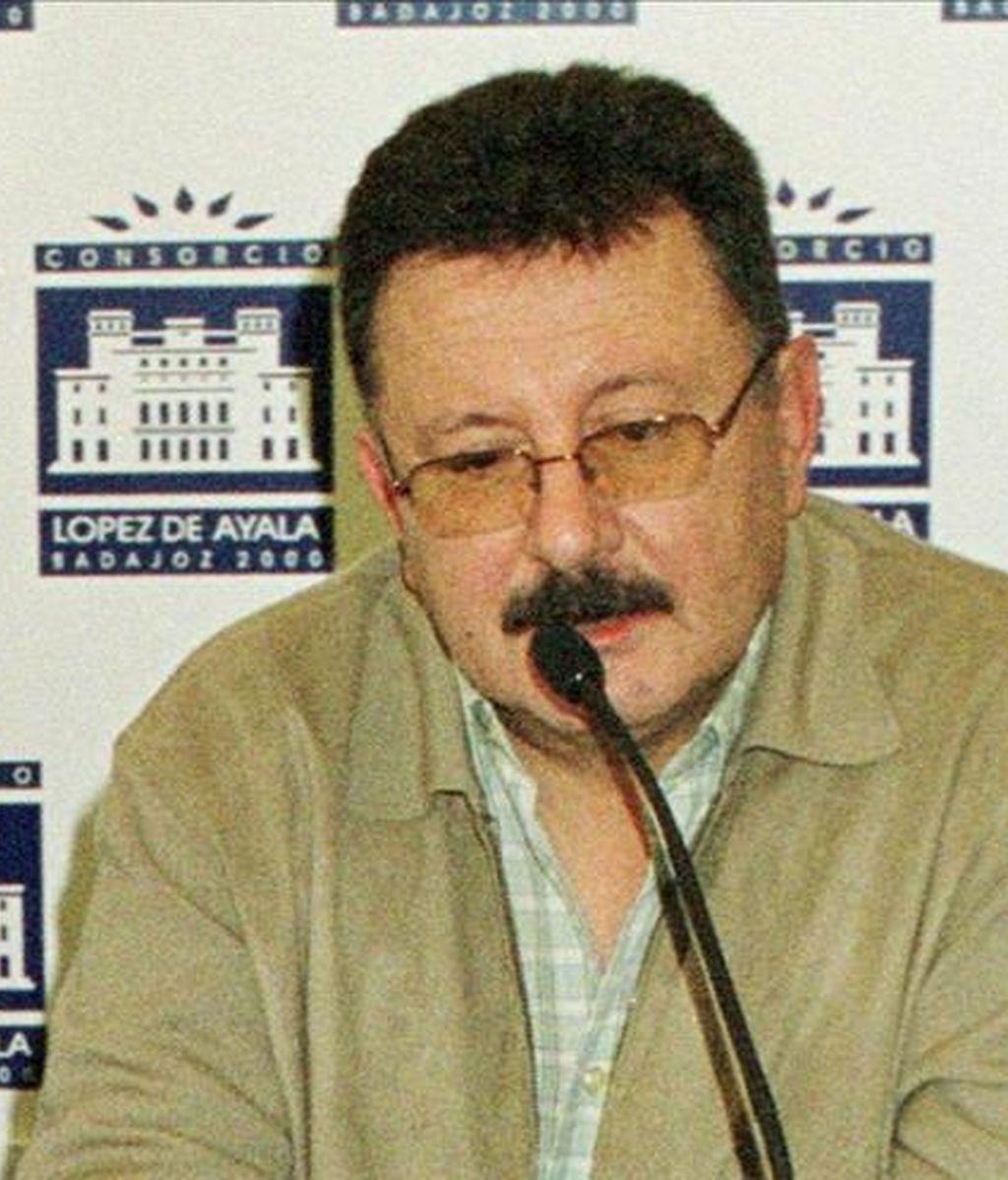 El crítico cinematográfico Alejandro Pachón. EFE/Archivo