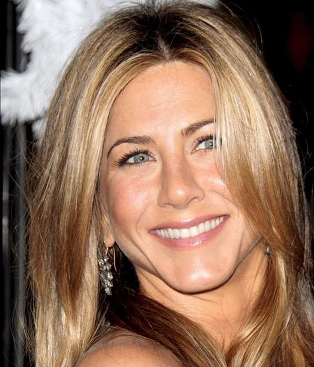 "La romántica ""He's Just Not That Into You"" de Jennifer Aniston se estrenarán el viernes. EFE/Archivo"