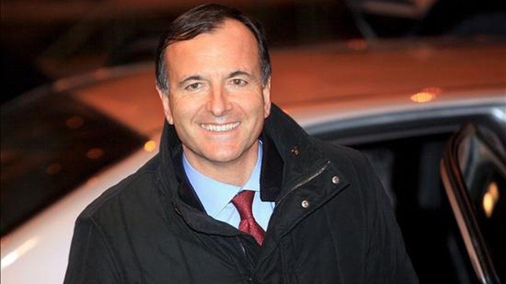 El ministro italiano de Exteriores, Franco Frattini. EFE/Archivo