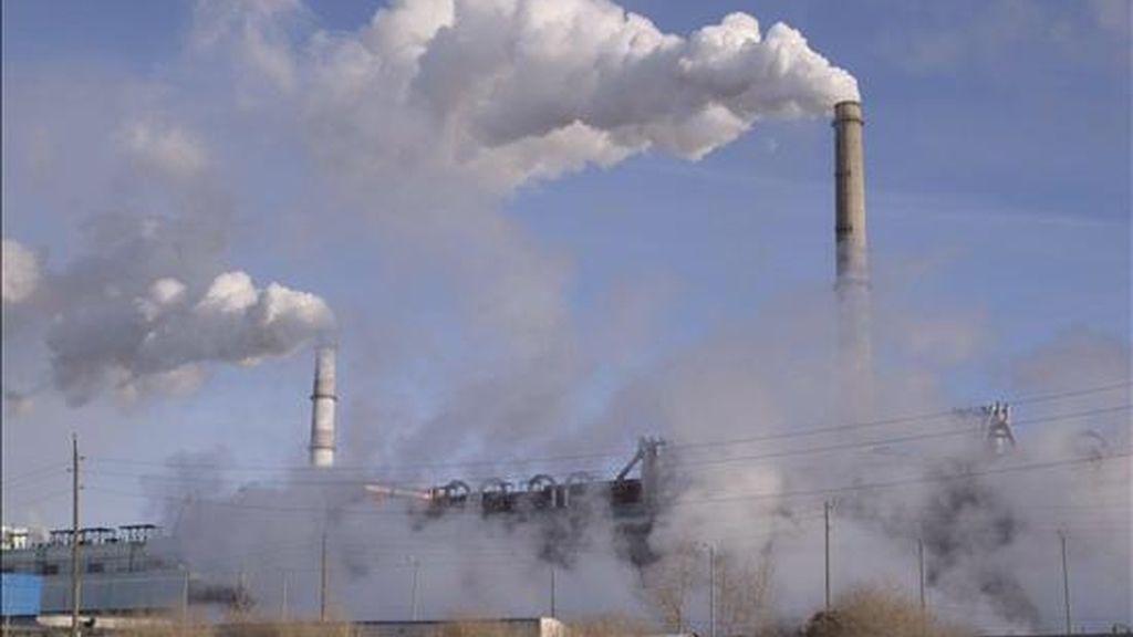 Tokio quiere que en Cancún se trabaje sobre el terreno ya avanzado en la COP15 de Copenhague, donde se lograron compromisos por parte de 140 países, que afectarían al 80% de las emisiones de dióxido de carbono (CO2). EFE/Archivo