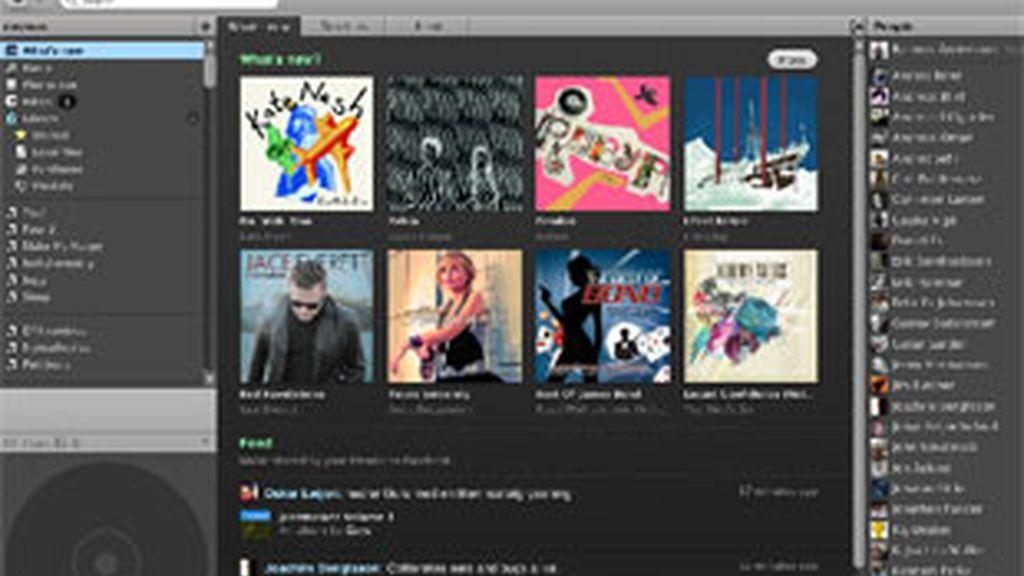 """Spotify lanza la """"renovación más importante"""" de la plataforma desde su creación en 2008. Foto: Spotify."""