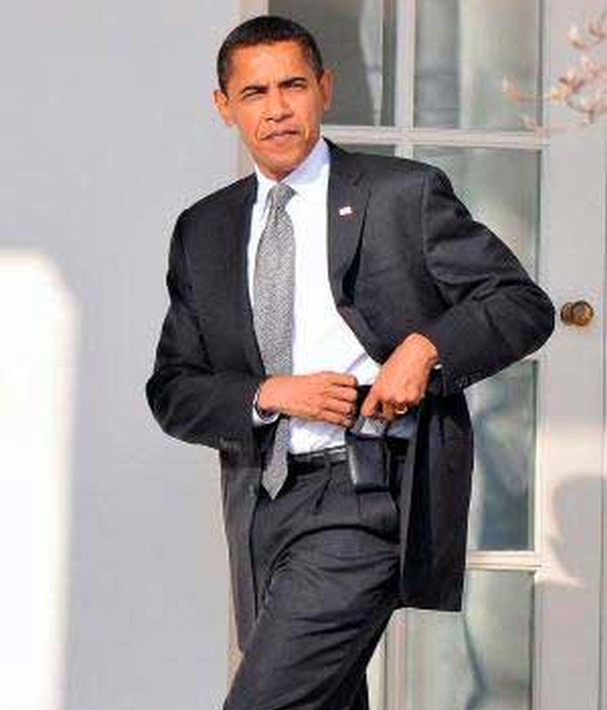 Barack Obama, en una imagen de archivo. Foto: EFE