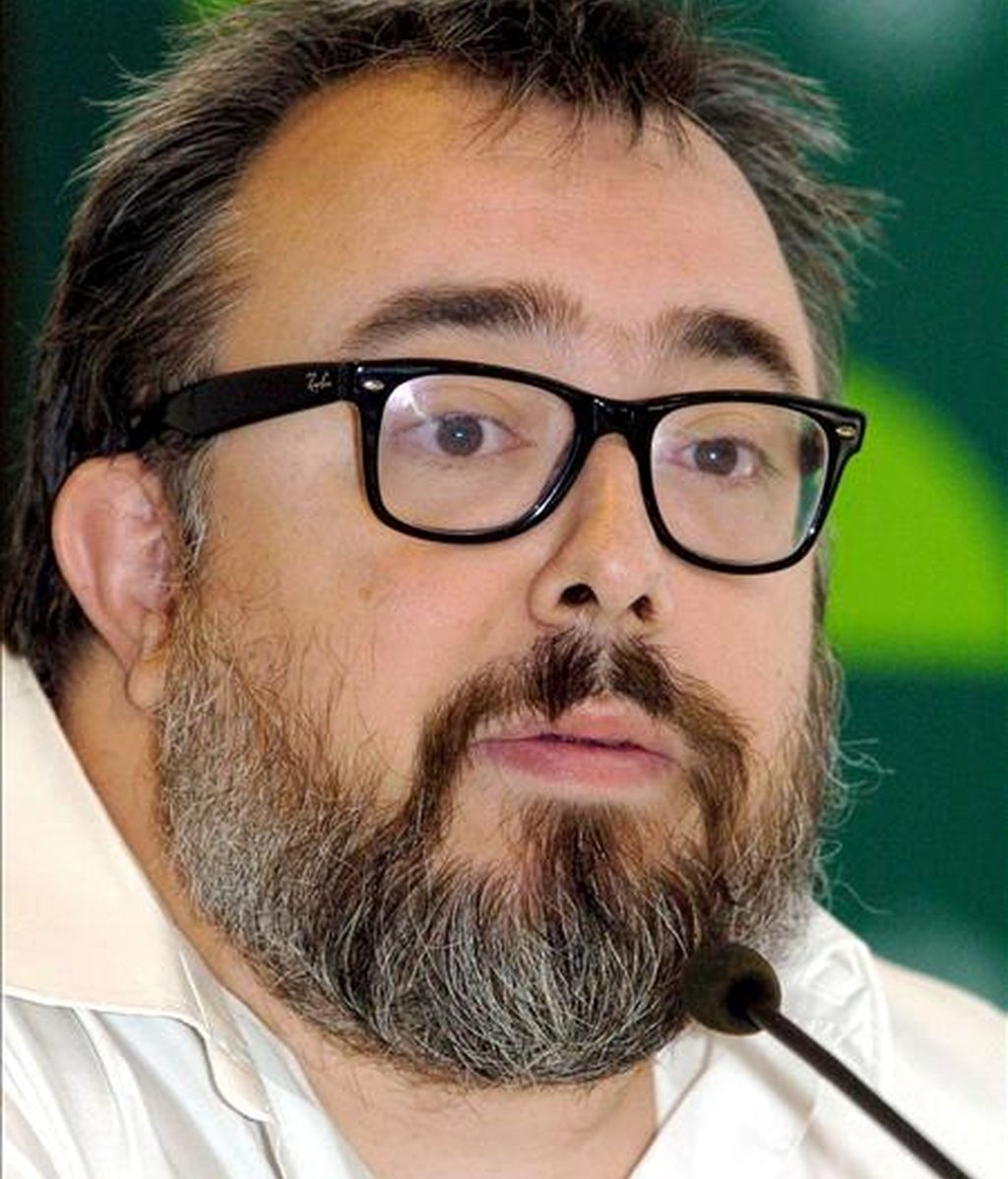 El director de cine Álex de la Iglesia, participa en este documental. EFE/Archivo
