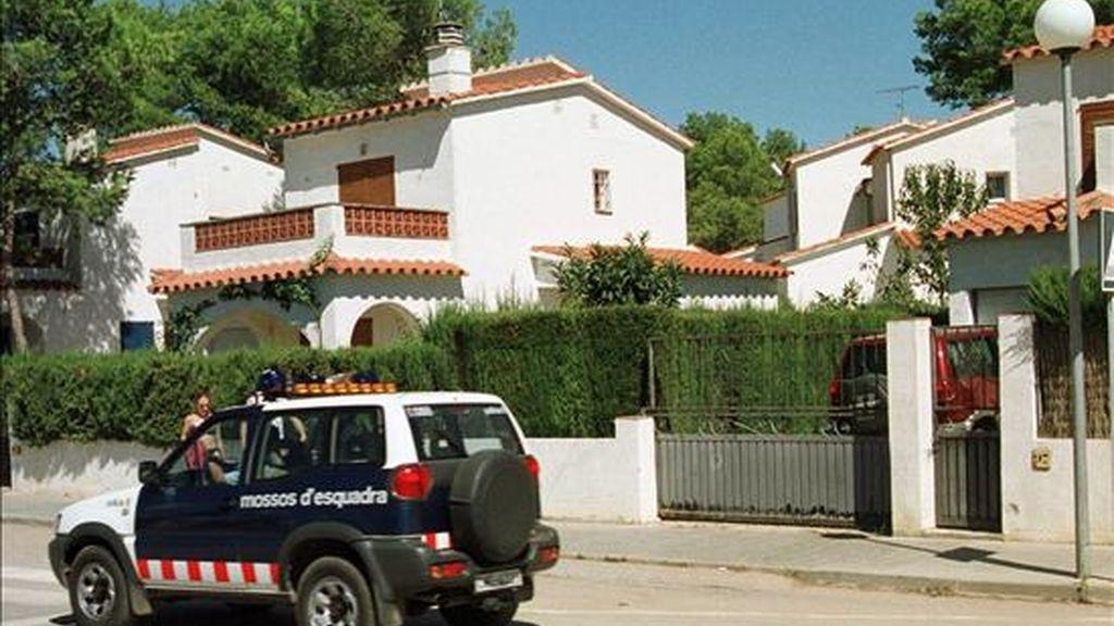 Los Mossos d'Esquadra han detenido a un hombre de 51 años como presunto autor de la muerte de su madre, de 81, con la que compartía domicilio en Cardona (Barcelona). EFE/Archivo