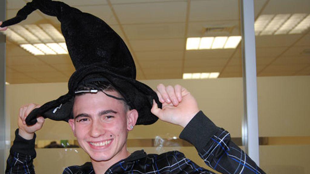 Las gorras de 'El Gorras'