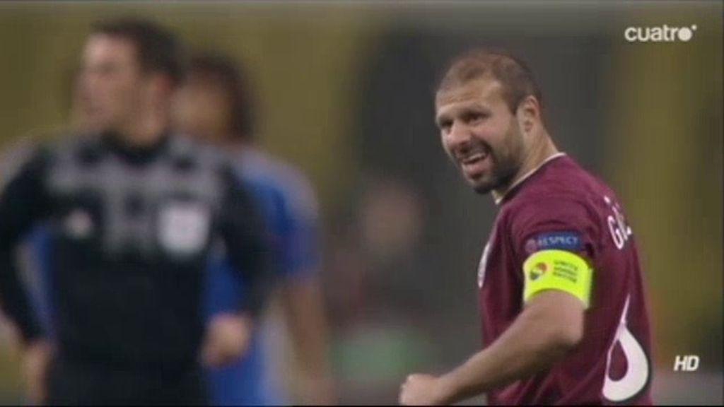 Karadeniz vuelve a poner el empate en Rusia