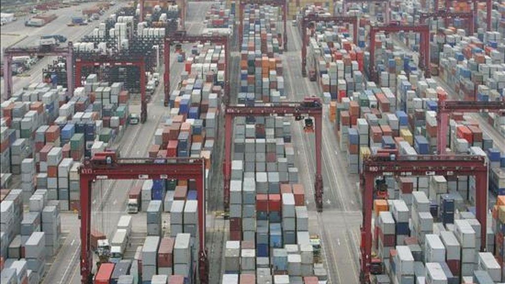 El superávit latinoamericano representó en mayo el 9,4% del déficit en el comercio de bienes estadounidense que sumó ese mes 50.404 millones de dólares. EFE/Archivo
