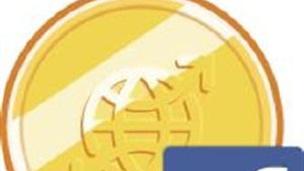 Los 'Facebook Credits' servirán para comprar bienes virtuales tales como armas para videojuegos. Foto portal Facebook