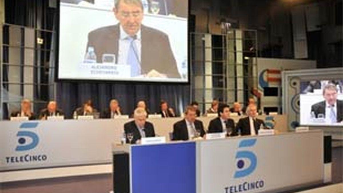 Espaldarazo del Constitucional a las privadas. Vídeo: Informativos Telecinco.