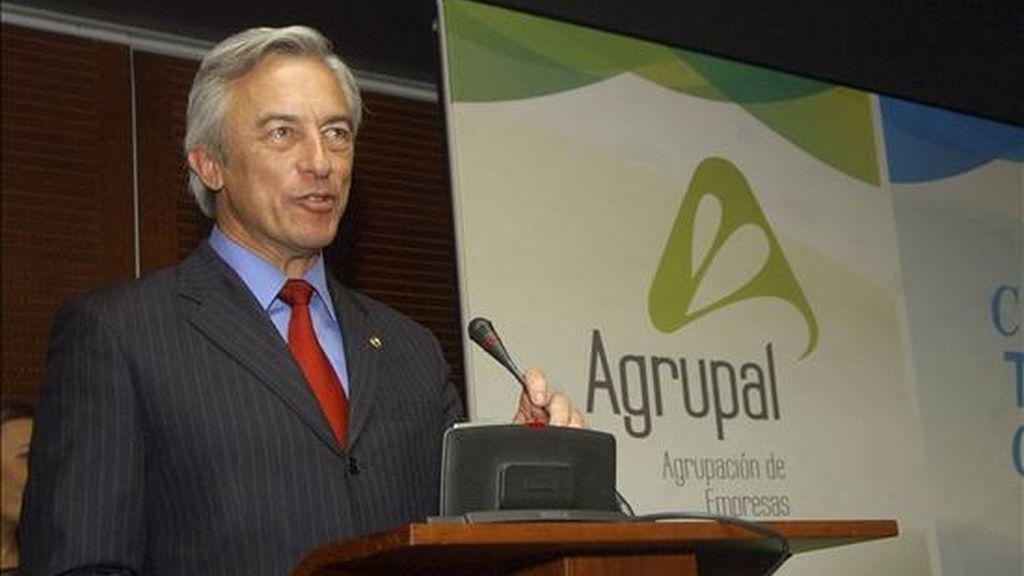 El secretario general de Comercio Exterior del Ministerio de Industria, Alfredo Bonet. EFE/Archivo