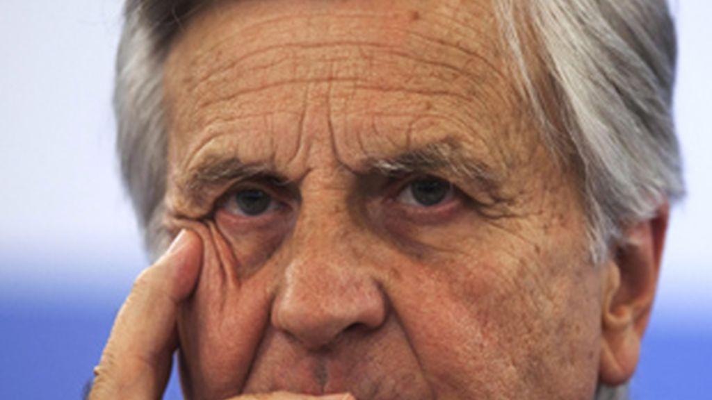El presidente del Banco Central Europeo, Jean Claude Trichet. Foto: Gtres