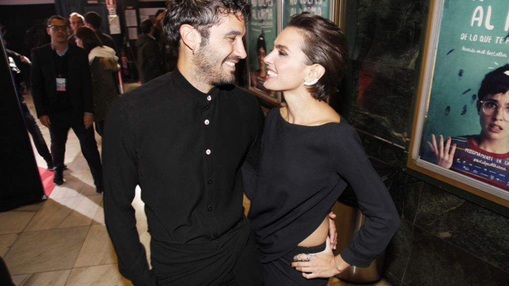 Álex García y Verónica Echegui, la guapísima pareja que protagoniza la película