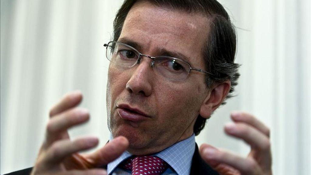 El secretario general de la Presidencia, Bernardino León. EFE/Archivo