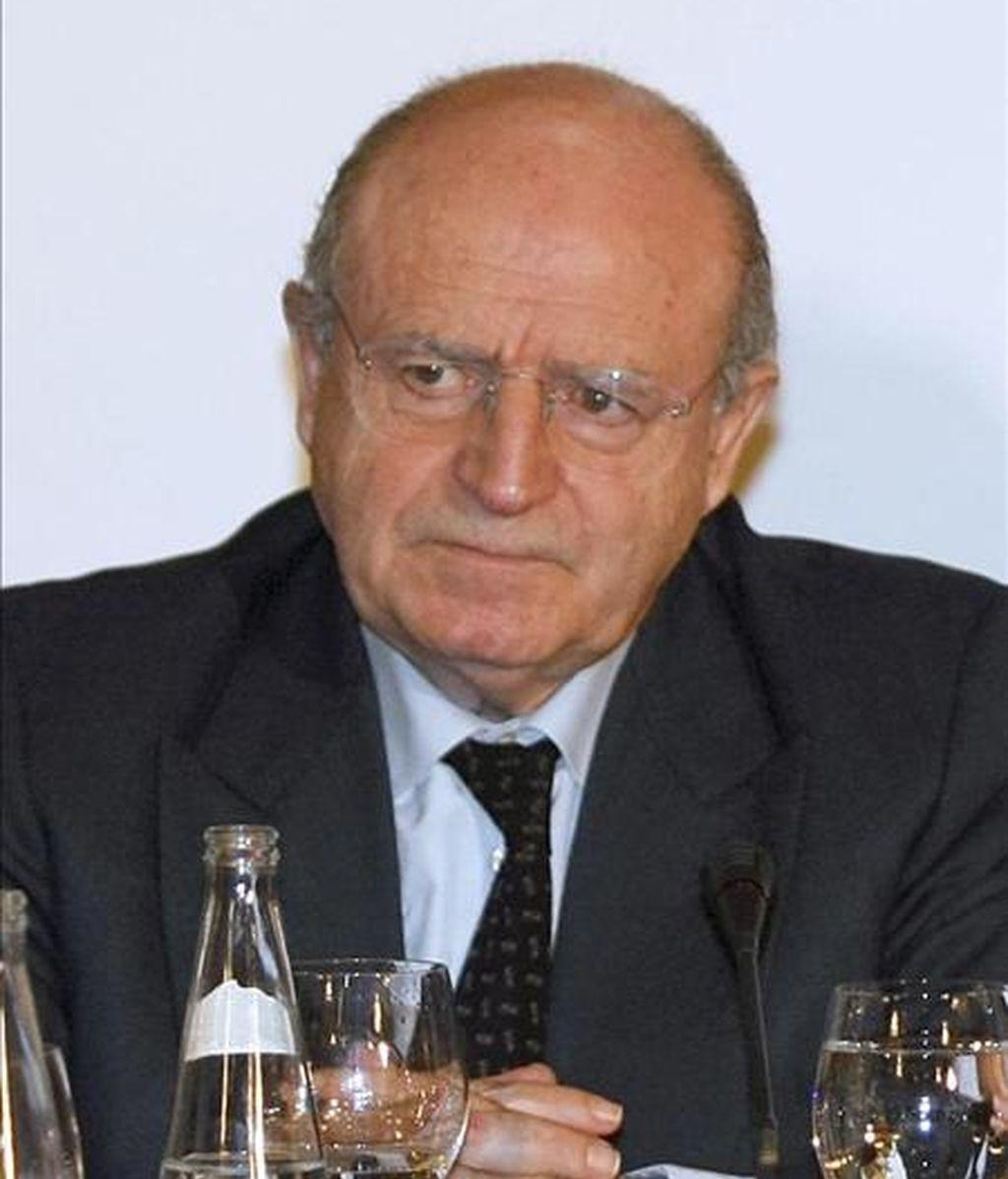 En la imagen, el ex ministro de Asuntos Exteriores Abel Matutes. EFE/Archivo