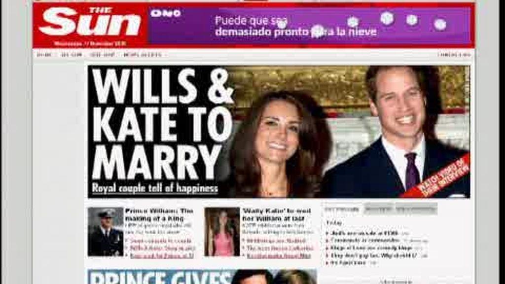 La opinión de los tabloides británicos